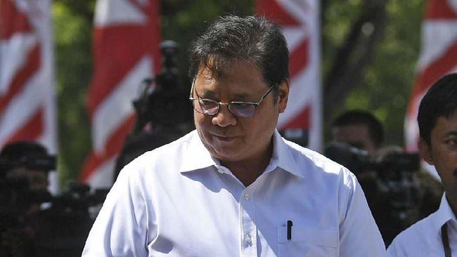 Menko Airlangga Sebut ADB Dukung Penuh RUU Omnibus Law