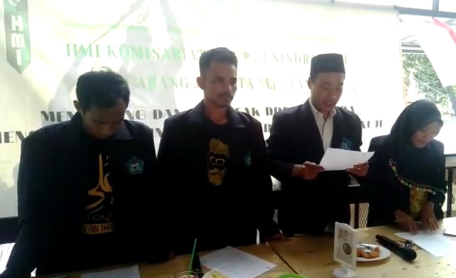 Jadi Jalan Indonesia Maju, HMI Desak DPR Segera Sahkan Omnibus Law