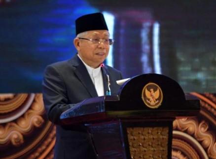 Ma'ruf Amin Buka Dialog dengan Kelompok yang Menolak Omnibus Law