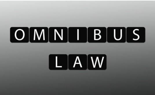 Omnibus Law Ciptaker Permudah Izin Usaha dan Serap Tenaga Kerja