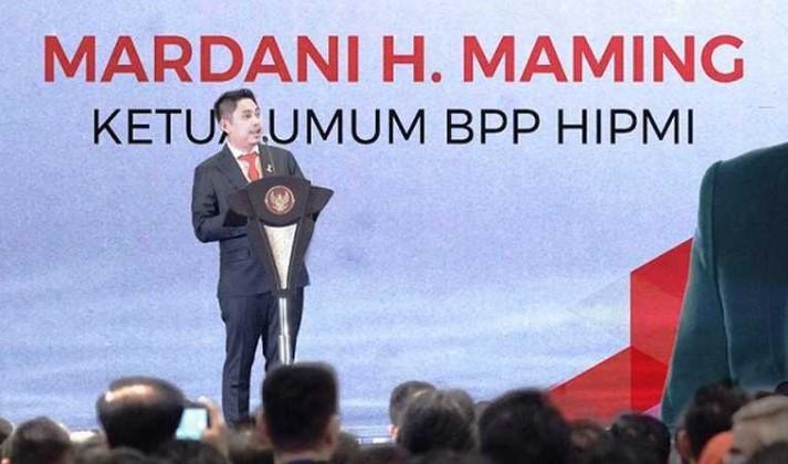 Selain Dukung Omnibus Law, Hipmi Siap Jadi Bagian dari BUMN