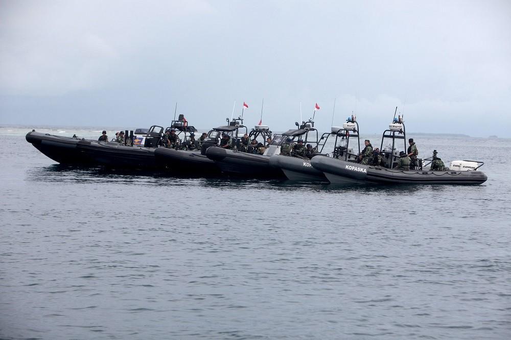 Omnibus Law Keamanan Laut Ditargetkan Rampung Tahun Ini