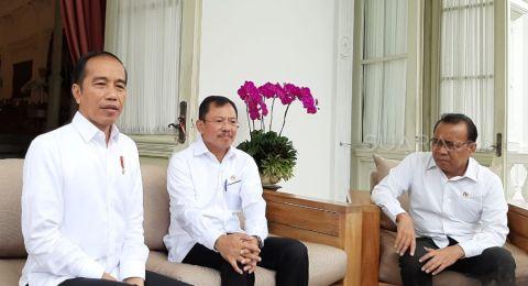 Jokowi: Pemerintah Siap Hadapi Virus Corona
