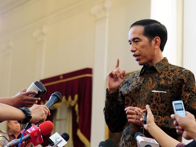 Jokowi: 'Omnibus Law' Momentum Baru Ekonomi RI