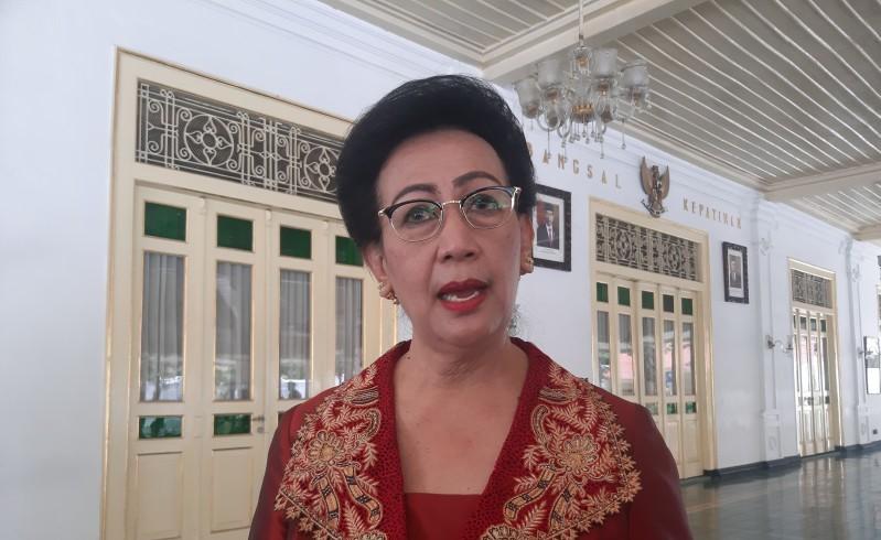 GKR Hemas Berharap RUU Omnibus Law Ditanggapi Positif