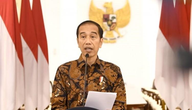Presiden Jokowi Ajak Semua Pihak Edukasi Masyarakat Dalam Menghadapi Covid-19