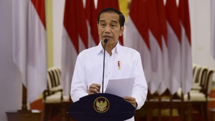 Belum Putuskan Lockdown, Ini Kebijakan yang Diambil Presiden Jokowi