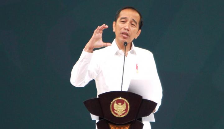 Hadiri Pengukuhan Guru Besar UINSA, Presiden Jokowi : Pendidikan Harus Bisa Redam Radikalisme