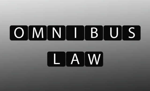 Masyarakat Mendukung Penerapan Omnibus Law Cipta Kerja