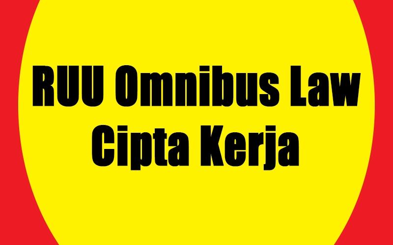Masyarakat Mendukung Omnibus Law Ciptaker