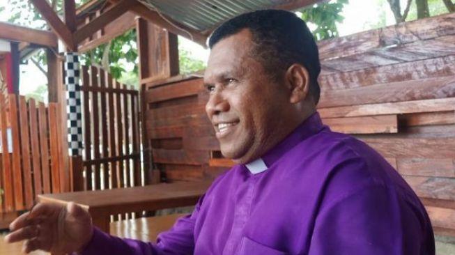 Pendeta Baransano Ajak Warga Papua Sukseskan PON dan Hindari Perbedaan