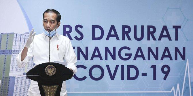 Perkuat Gugus Tugas, Jokowi Bentuk Anggota Pengarah, Penguatan Modal & Reaksi Cepat