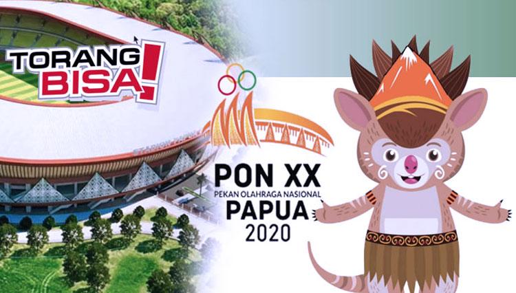 Papua Siap Menjadi Tuan Rumah PON XX