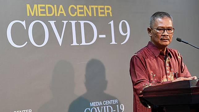 Pemerintah Siapkan 1 Juta Tes Cepat Covid-19
