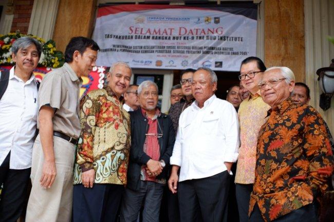 The HUD Institute Dukung Omnibus Law Cipta Kerja dan Berikan Sejumlah Masukan