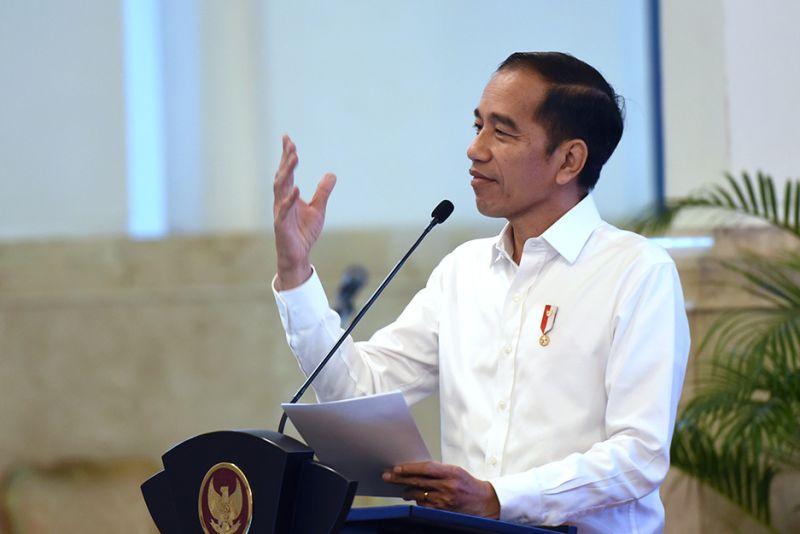 Presiden Jokowi: Dana Desa Jadi Instrumen Jaring Pengaman Sosial