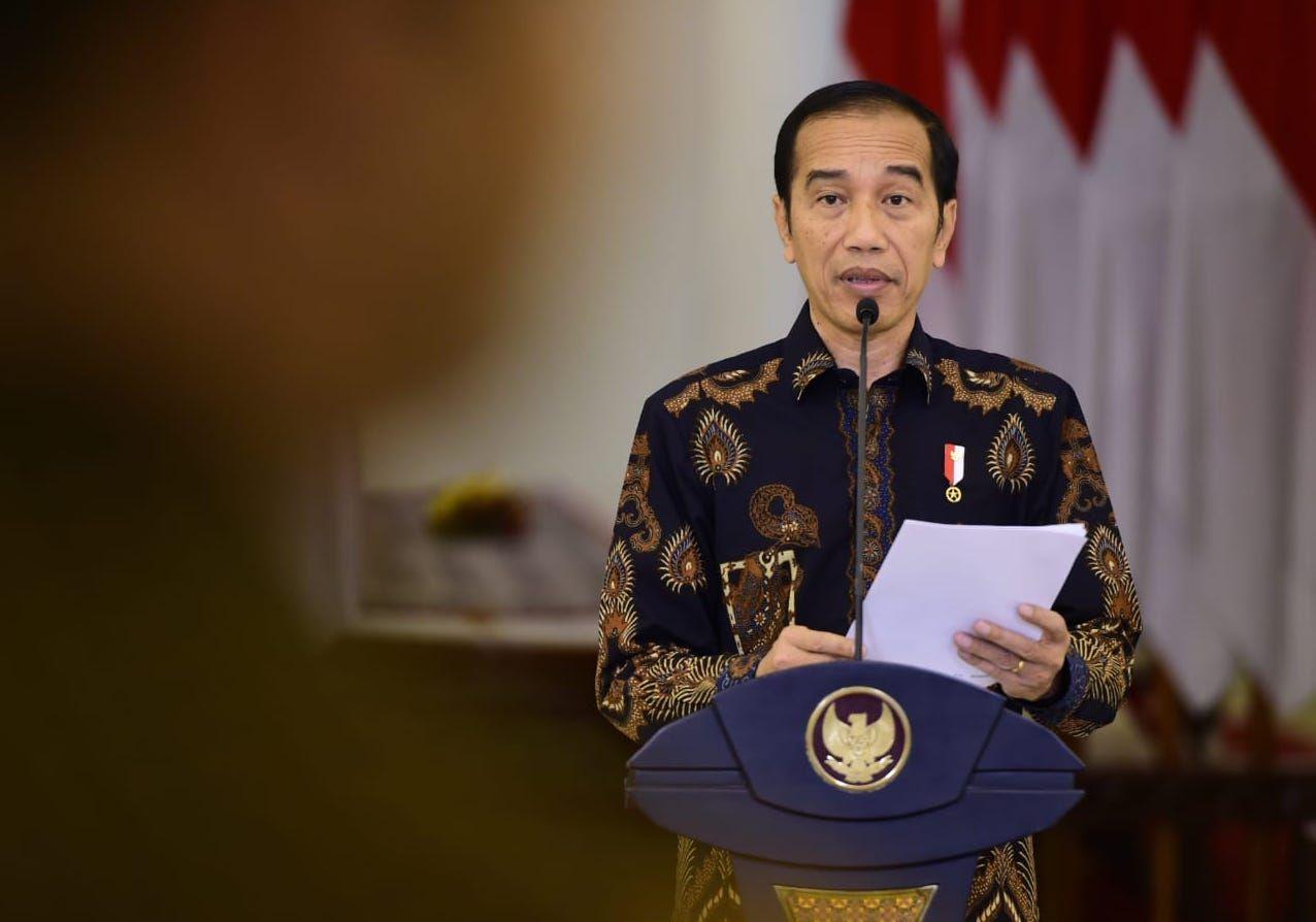 Jokowi: Mari Hadapi Pandemi Ini dengan Kebersamaan