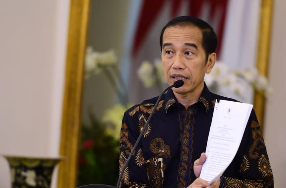 Jurus Baru Jokowi