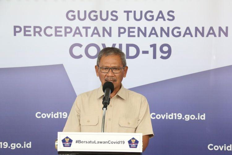 Pemerintah Pastikan Stok Sembako Aman Selama Wabah Covid-19