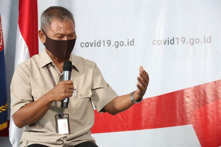 Pemerintah Segera Distribusikan 200.000 APD ke Sumatera