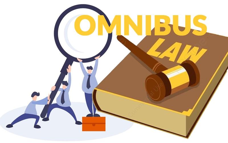 Omnibus Law Cipta Kerja Bawa Harapan Indonesia Maju