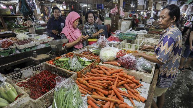 Pemerintah Pastikan Harga Sembako Stabil Jelang Ramadan
