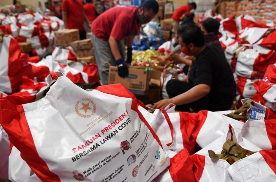Sederet Bantuan Sosial Pemerintah untuk Redam Dampak Corona