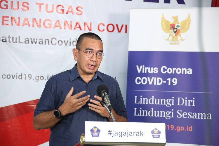 Pemerintah Akan Distribusikan 20 Alat Deteksi Corona Berkapasitas Tinggi ke Sejumlah Provinsi