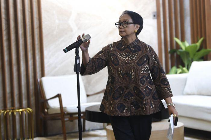 Indonesia Terus Suarakan Kemitraan Global Lawan Covid-19