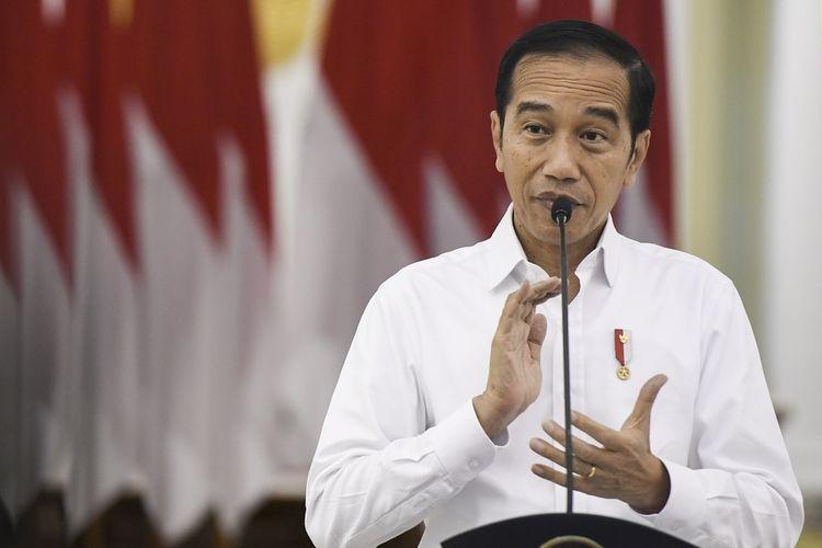 Jokowi Programkan Penyaluran Paket Sembako dan BLT