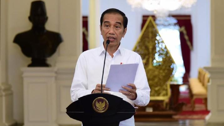 Jokowi: Kartu Prakerja, PKH, Sembako, Harus Mulai Minggu ini!