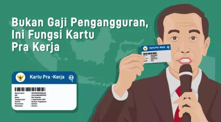 Lewat Kartu Prakerja, Pemerintah Dorong Masyarakat Pindah ke Transaksi Digital