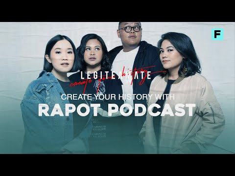 Cerita Reza Chandika Kebanjiran Saat Garap Podcast Rapot