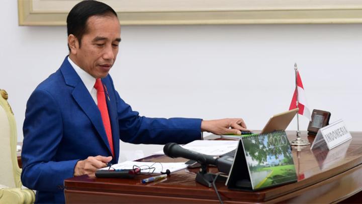 Jokowi: 3,7 Juta Bantuan Sosial Siap Disalurkan ke Jabodetabek