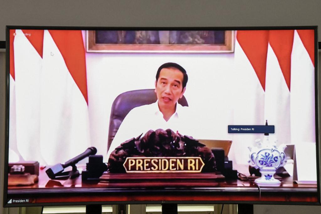 Presiden: Kinerja Ekonomi Indonesia Relatif Masih Baik