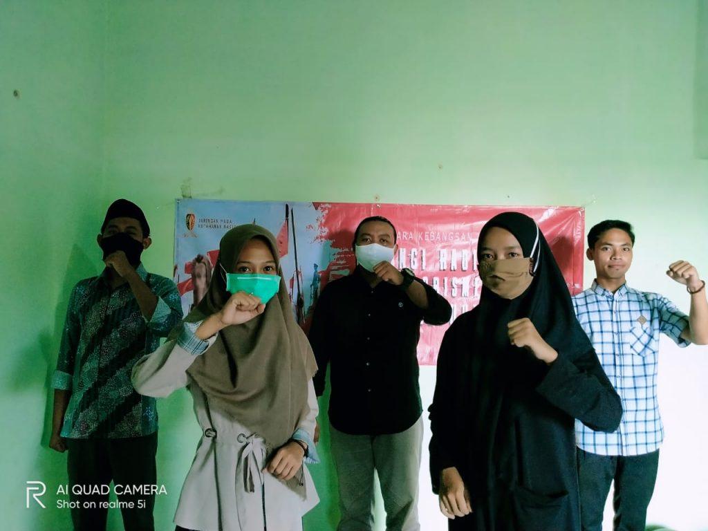 Jaringan Muda Ketahanan Indonesia Berkomitmen Menjaga NKRI dari Terorisme dan Radikalisme