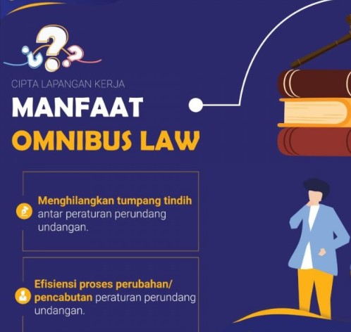 Dukung Omnibus Law, GMI : Ini Jawaban dari Kebutuhan Kami