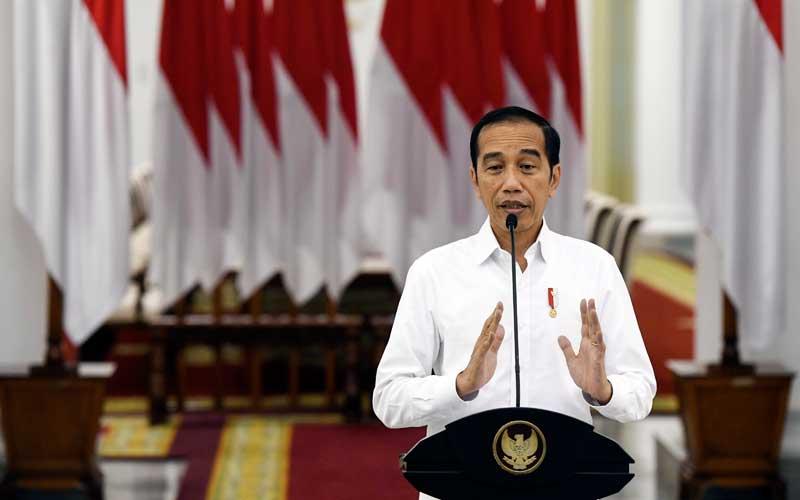 Presiden Jokowi Tegaskan Tak Ada Pembebasan Napi Koruptor karena Corona
