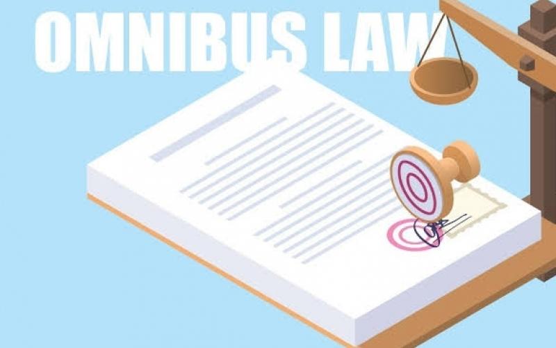 Omnibus Law Ciptaker Perkuat Ekonomi Nasional