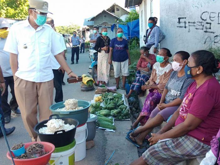 Pasar Rakyat Dihidupkan Di Tengah Pandemik Korona