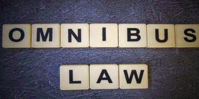 Omnibus Law Ciptaker Minimalisasi Dampak Ekonomi Akibat Covid-19