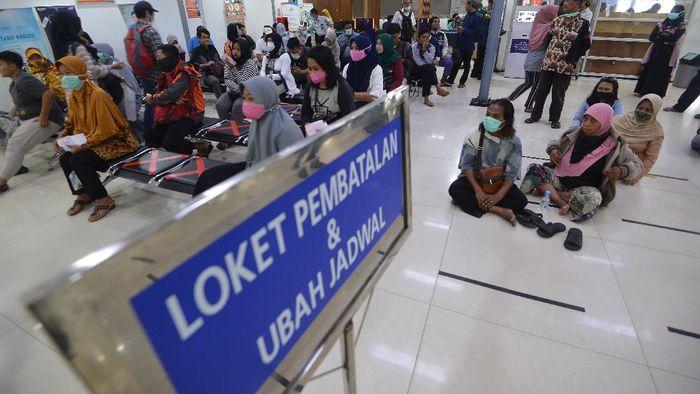 Jokowi Larang Mudik, Ini Sanksinya Kalau Nekat Melanggar
