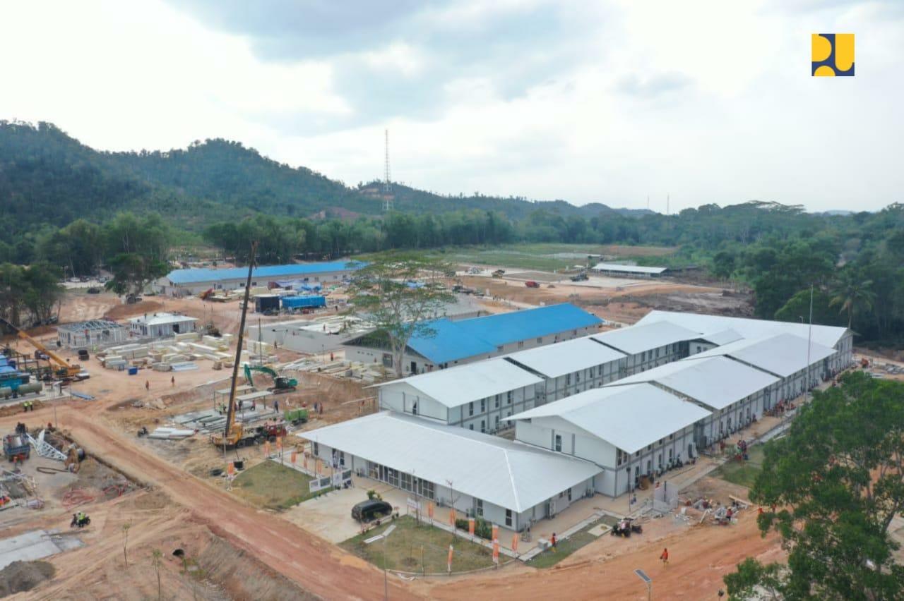 Inilah Perpres Pembangunan Fasilitas Penyakit Infeksi 'Emerging' di Pulau Galang