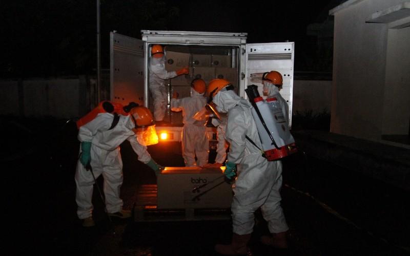 800 Rapid Test di Kulonprogo Sudah Digunakan