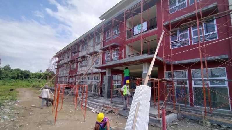 PUPR Siapkan Rp 3,3 Miliar, Revitalisasi Rusun ASN Tenaga Medis di Sultra