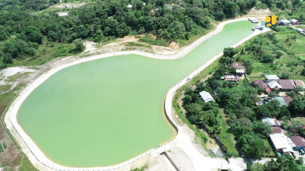 Pemerintah Pastikan Kinerja Tampungan Air Sebagai Antisipasi Kekeringan Tahun 2020