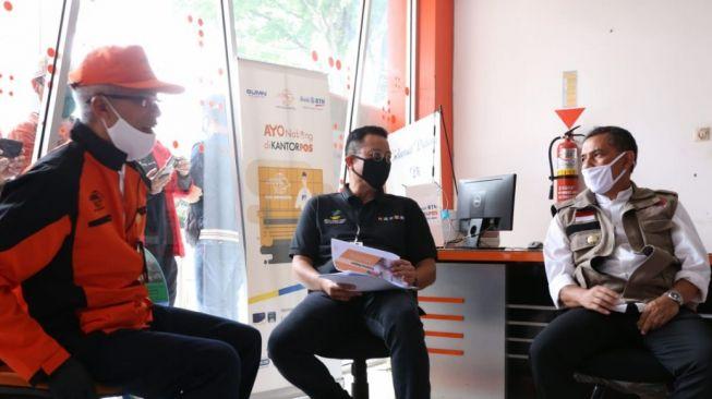 Mensos : Bansos Tunai Merupakan Bantuan dari Presiden Joko Widodo