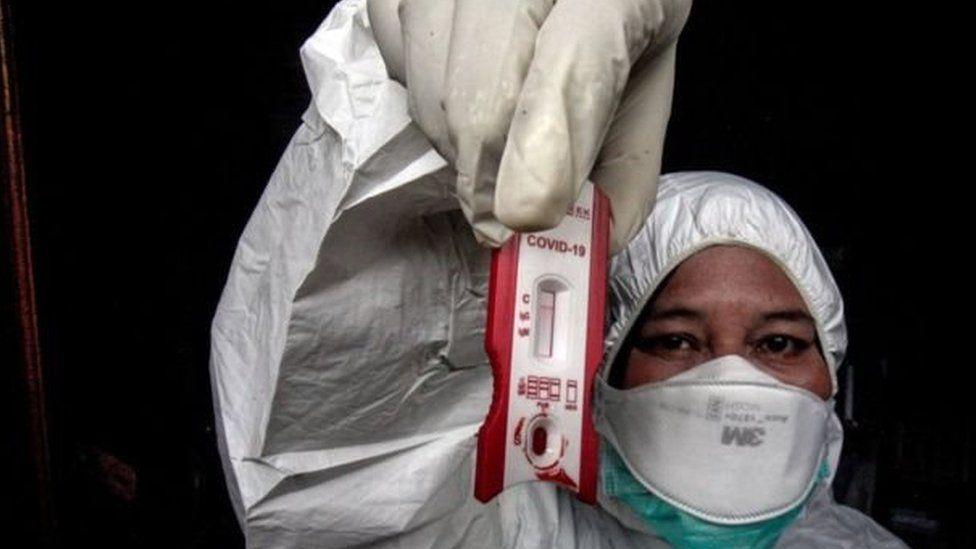 Guru Besar UGM Ciptakan Alat Rapid Test Virus Corona