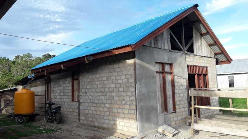 PUPR Bedah 4.000 Rumah di Papua Barat