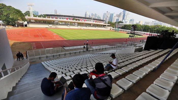 Bali Akan Miliki Infrastruktur Keolahragaan Provinsi Tahun 2023